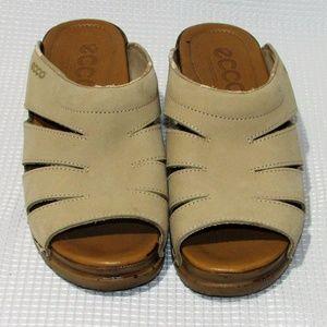 Ecco Women's Slip- On Sandals